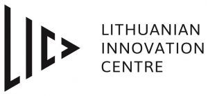 LIC logo. Lithuanian Innovation Centre