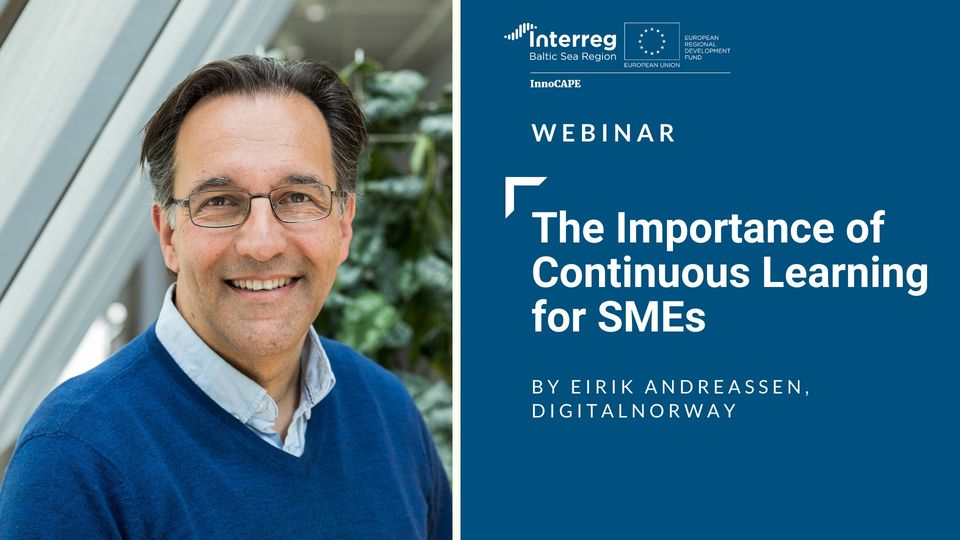 InnoCAPE-webinar-the-importance-of-continuous-learning-for-SMEs